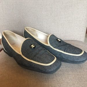 Chanel Loafers Size 38